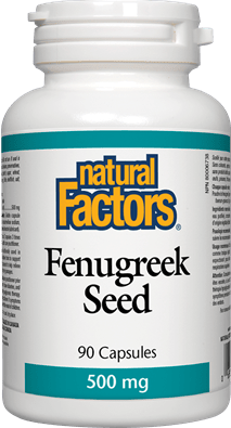 Natural Factors Fenugreek Seed