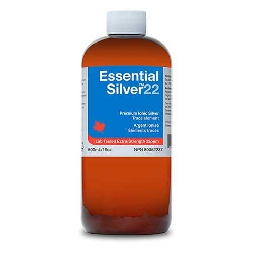 Jardine Naturals Essential Silver Extra Strength 22 ppm