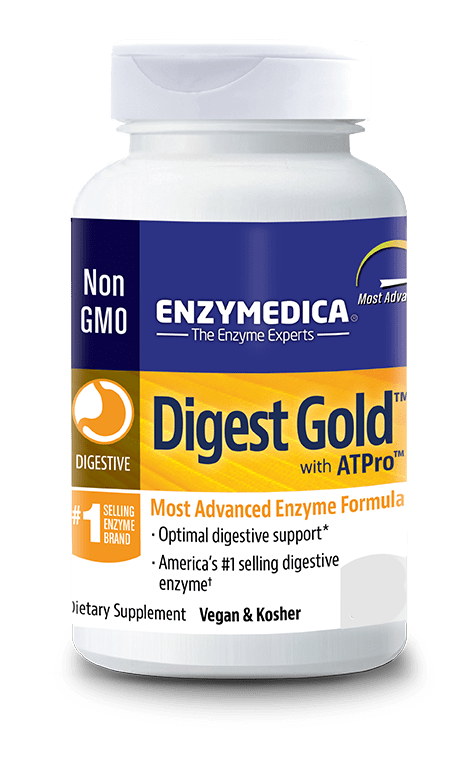 Enzymedica Digest Gold 45 Capsules