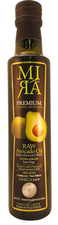 MIRA RAW Avocado Oil