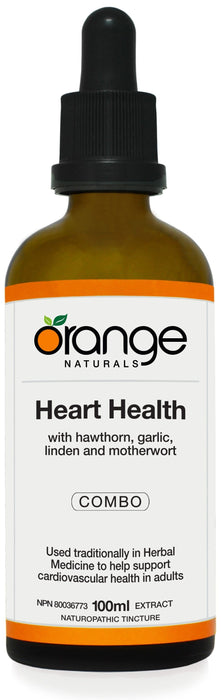 Orange Naturals Heart Health
