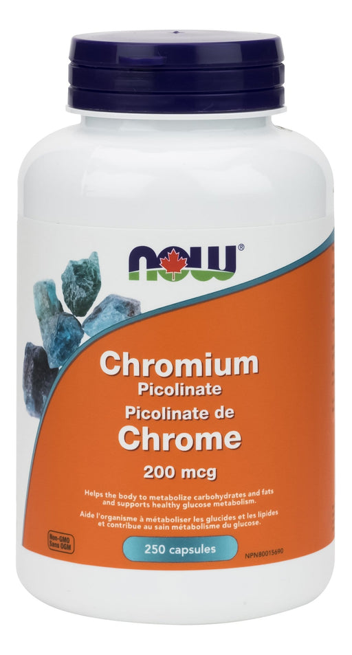 NOW Chromium Picolinate