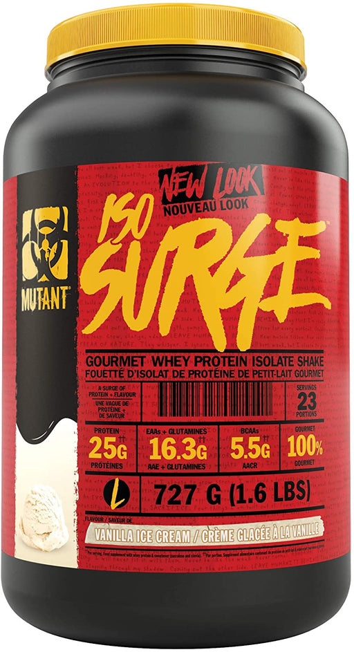 Mutant ISO SURGE 727 g - Vanilla Ice Cream