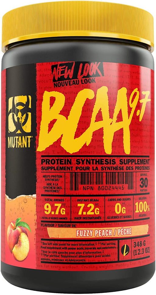 Mutant BCAA 9.7 348 g - Fuzzy Peach