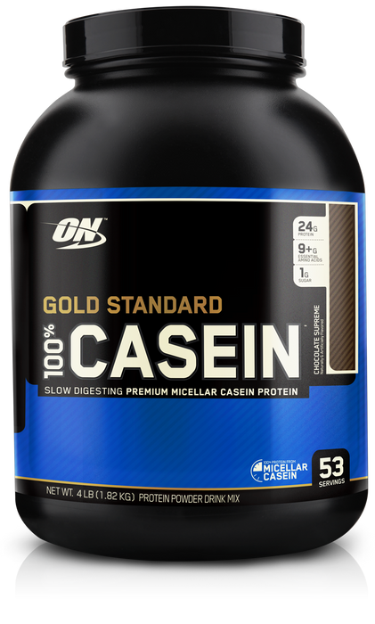 Optimum Nutrition Gold Standard 100% Casein - Chocolate Supreme