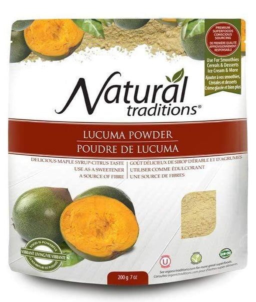 Organic Traditions Lucuma Powder (Short Dated)