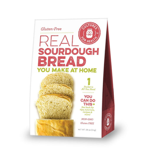 Cultures For Health Gluten-Free Sourdough Bread