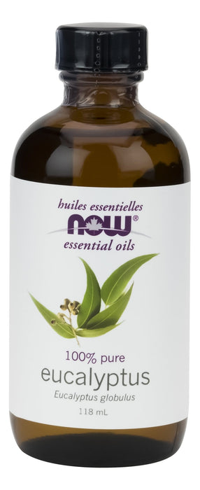 NOW Eucalyptus Oil 118mL