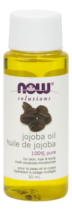 NOW 100% Pure Jojoba Oil