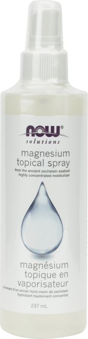 NOW Magnesium Topical Spray 237 ml