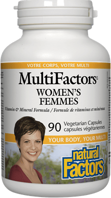 Natural Factors MultiFactors Women's