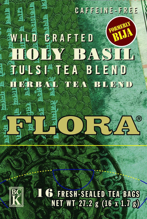 Flora Holy Basil Tea 16 Bags