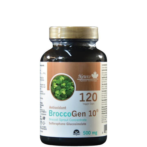 Newco Natural Technology BroccoGen 10 Sulforaphane Glucosinolate