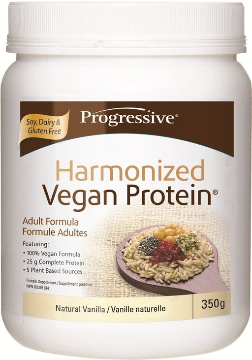 Progressive Harmonized Vegan Protein - Natural Vanilla