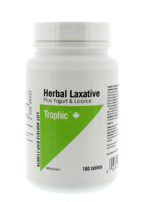 Trophic Herbal Laxative