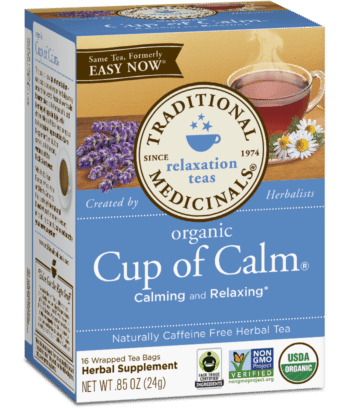 Traditional Medicinals Cup of Calm