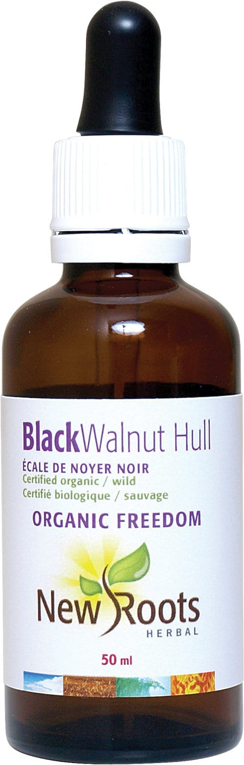 New Roots BLACK WALNUT HULL (LIQUID EXTRACT)