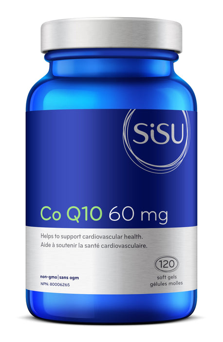 Sisu Co Q10 60mg