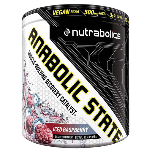 Nutrabolics Anabolic State Iced Raspberry 375 g