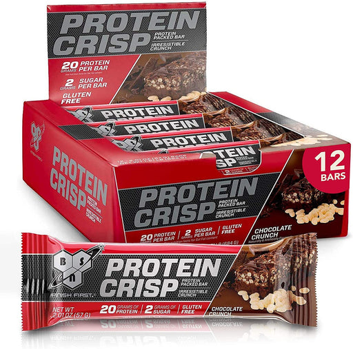 BSN Protein Crisp Bars Chocolate Crunch