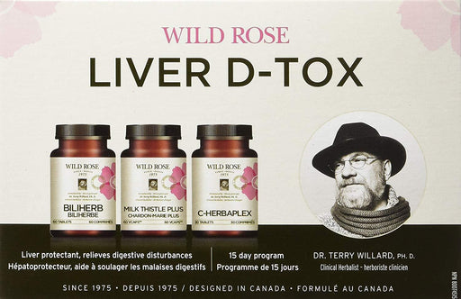 Wild Rose Liver D-Tox