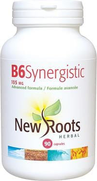 New Roots B6 Synergistic 100mg