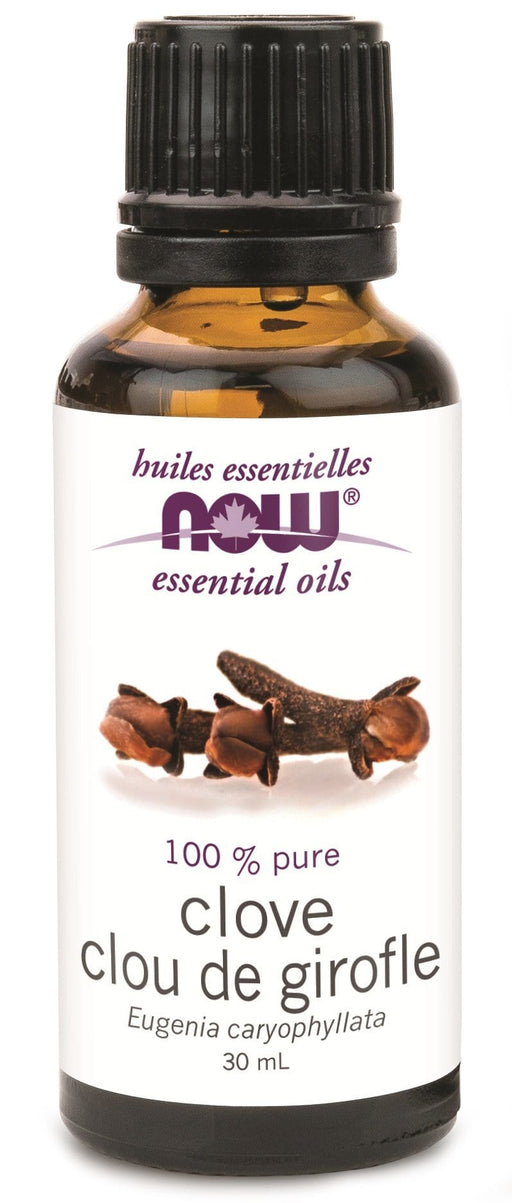 NOW Clove Oil (Eugenia caryophyllus) 30 mL