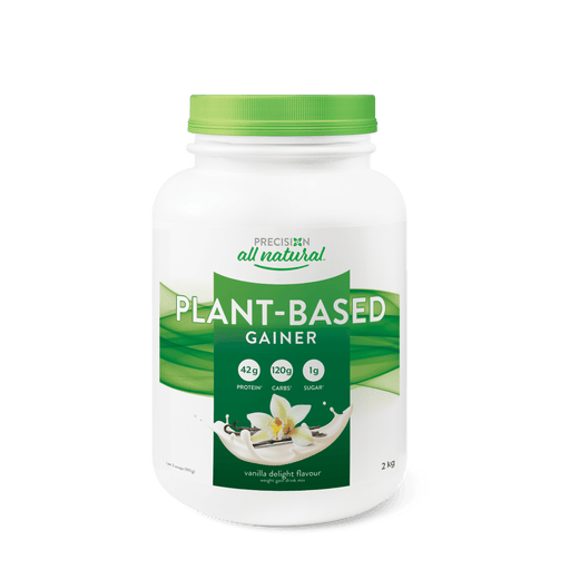 Precision All Natural Plant-Based Gainer 2kg Vanilla