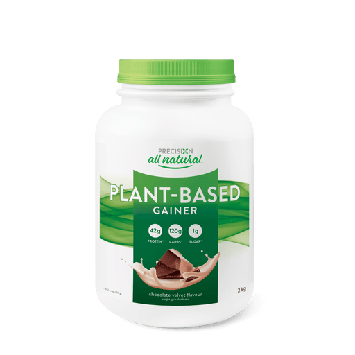 Precision All Natural Plant-Based Gainer 2kg Chocolate