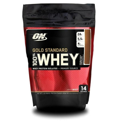 Optimum Nutrition 100% Whey - Double Rich Chocolate