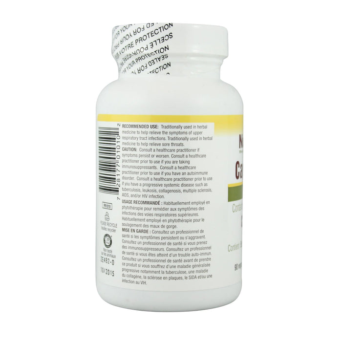 Nutribiotic CapsulesPlus GSE with Echinacea