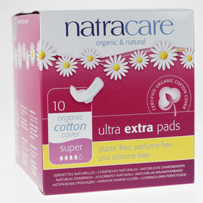 Natracare Ultra Extra Pads - Super