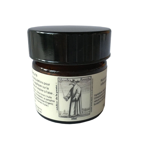 Salt Spring Naturals Marseile's Remedy Thieves Balm