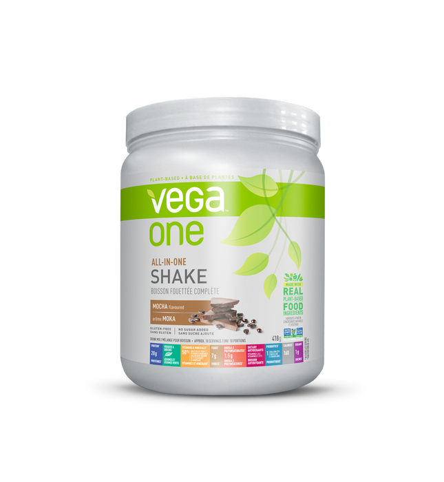 Vega All in One Nutritional Shake - Mocha