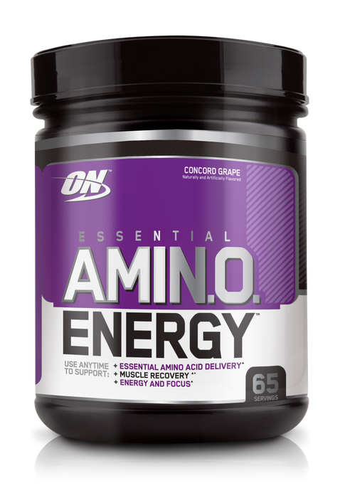 Optimum Nutrition Amino Energy - Grape