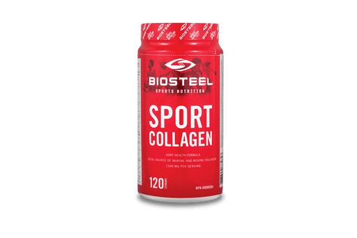 BioSteel Sport Collagen 120 Capsules