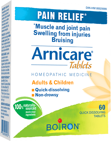 Boiron Arnicare Tablets