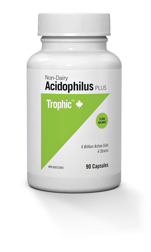 Trophic Acidophilus Plus 6 Billion (Non-Dairy)