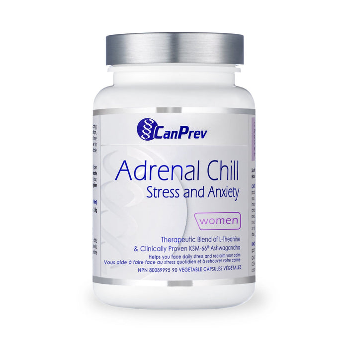 CanPrev Adrenal Chill 90 Capsules