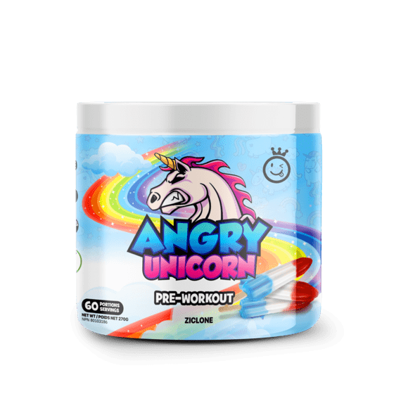 Yummy Sports Angry Unicorn Pre-workout Ziclone