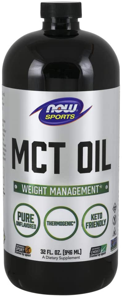 NOW MCT Oil  32 oz
