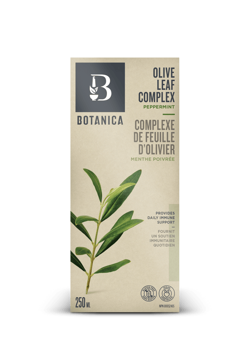 Botanica Olive Leaf Complex Pepperment 250 ml