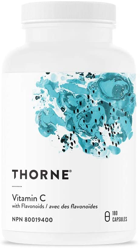 Thorne Research Vitamin C with Flavonoids