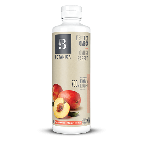 Botanica Perfect Omega Peach Mango 450 ml