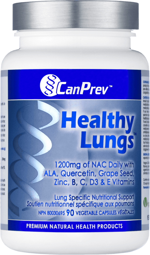 CanPrev Healthy Lungs