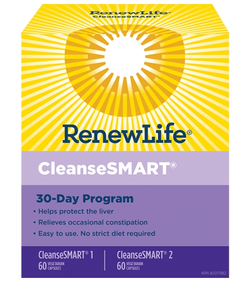Renew Life CleanseSMART Kit