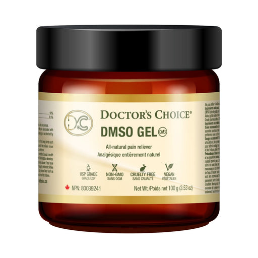 Doctor's Choice DMSO Gel 100 g