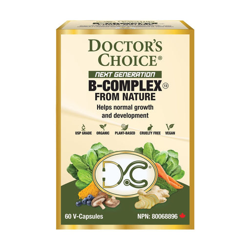 Doctor's Choice Next Generation B Complex 60 V-Capsules
