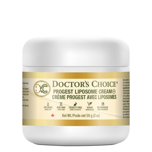 Doctor's Choice Progest Liposome Cream 56 g