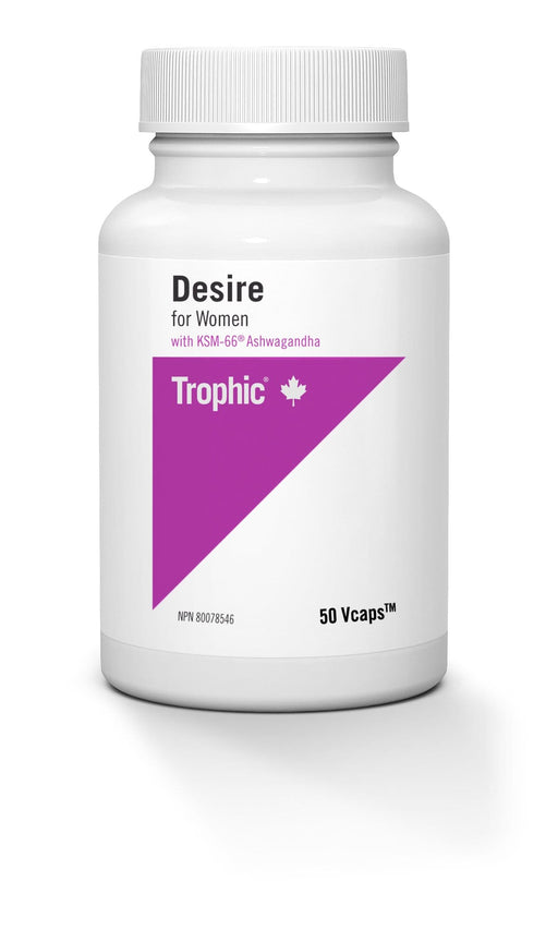 Trophic Desire For Women 50 Vcaps